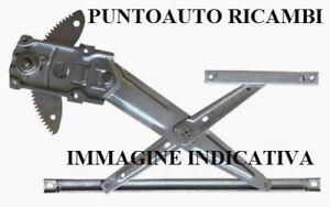 ALZAVETRO ALZACRISTALLI ANTERIORE MANUALE PIAGGIO PORTER 1993 2009 DESTRO NUOVO