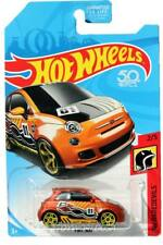 2018 Hot Wheels HW Daredevils 2/5 Fiat 500