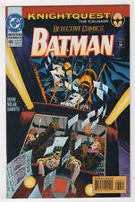 Detective Comics #669 (Dec 1993, DC) Batman, Joker [Knightquest Crusade] Nolan m