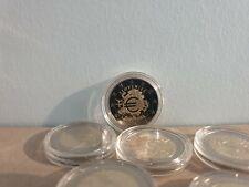 2 Euros BE Proof PP Commémorative Slovénie 2012 10 Ans Euros
