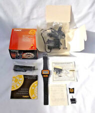 Rare Timex Velo-Trak Bicycle Cadence Watch New in Box Timex Velo Mint Condition