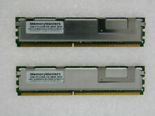 8X2GB PC2-5300 ECC FB DIMM for Dell Precision Workstation 690 NOT FOR PC 16GB