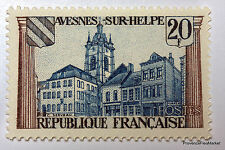 Yt 1221 AVESNES SUR HELPE     TIMBRE NEUF **  LUXE FRANCE  SANS CHARNIERE