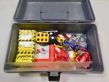 Brady LKX 45618 Prinzing Economy Electrical Lockout Kit and Toolbox