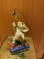 Whimsical World of Pocket Dragons, REACH FOR THE STARS. 2003 OOP