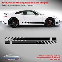 Porsche Endurance Racing Edition side stripes