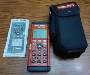 Hilti PD 25 Laser Range Meter Measuring Systems