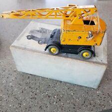 Dinky 571 Coles mobile crane die cast