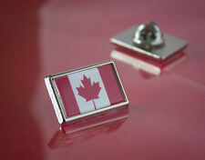 Canada Canadian Flag Pin/Lapel Badge