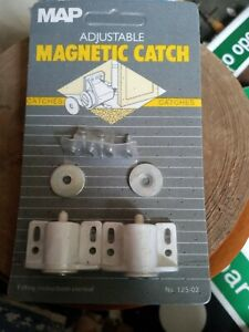 Adjustable Magnetic Catchs
