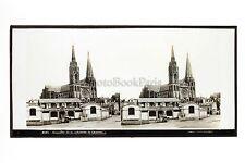 Cathédrale de Chartres France Plaque stéréo Ferrier Soulier Lévy