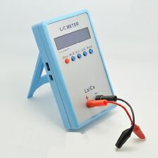 L/C Meter LCR LC200A Handheld Capacitance Inductance Multimeter Electric Bridge