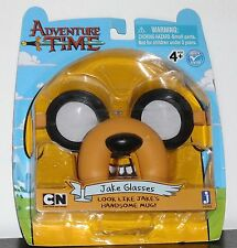ADVENTURE TIME ROLEPLAY JAKE GLASSES CARTOON NETWORK LICENSED