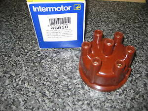 NEW DISTRIBUTOR CAP - FITS: FORD FALCON & FAIRLANE & HOLDEN (1963-70)