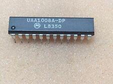 1 pc. UAA1008ADP  UAA1008A-DP  Motorola  Nullspannungsschalter  DIP24  NOS