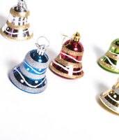 CHRISTMAS DECORATIONS BELLS- FREE POSTAGE. MASSIVE SALE NOW ON!