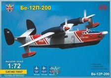 Modelsvit 72037 - 1:72 Beriev Be-12P-200 Firefighting flying boat Limited - Neu