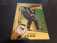 1997-98 Pacific Dynagon Hockey #102 Jaromir Jagr - Pittsburgh Penguins EX-MT