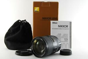 Nikon AF-S DX VR NIKKOR ED 18-300mm F3.5-6.3G W/Cap Case Box From Japan