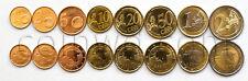 Estonia 8 euro coins set 2011 UNC (#266)
