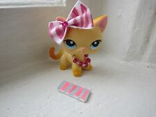 Zebra Outfit Collar Bow Phone Accessories Set for Littlest Pet Shop Animals 5