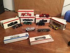 Lot Of 7 Car Models MIB