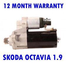 SKODA OCTAVIA 1.9 2.0 2004 2005 2006 2007 2008 - 2013 RMFD STARTER MOTOR