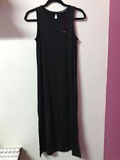 Mango Black Maxi Dress Size XS BNWT