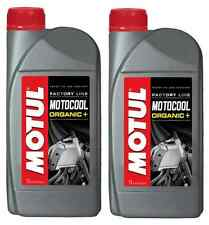 MOTUL 2 LITRI MOTOCOOL REFRIGERANTE FACTORY LINE ORGANIC -35C/+136C MOTO SCOOTER