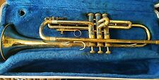 Olds Trumpet and Case