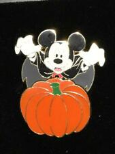 Disney Pin -  Disney Shopping - Halloween Vampire Mickey Mouse Pin LE 350 NEW