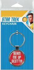 Star Trek Beam Me Up Scotty Keychain