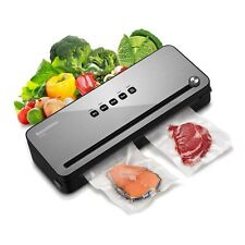 New listing Bonsenkitchen Vacuum Sealer Machine, Automatic Vacuum Air Sealing System with.