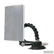 Fixierlampe Ausbeulreflektor Ausbeulwerkzeug  Streifenlampe PDR * NEU Art. T601