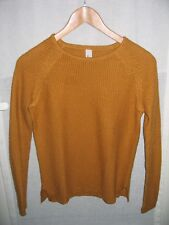 pull t S 36 / 38 Pul l& Bear moutarde