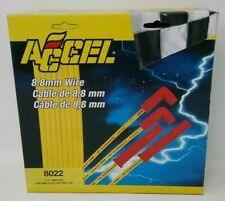 NEW Accel 8022ACC Universal Fit 8.8mm Spark Plug Wire Set