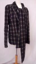 Veste + écharpe 52 % laine OLIVIER STRELLI taille 42 en très bon état.