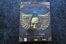 Warhammer 40,000 Space Marine Collector's Edition Playstation 3 PS3 New Sealed