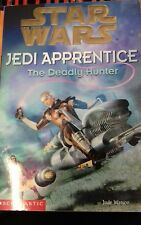 Star Wars Jedi Apprentice The Deadly Hunter #11 by Jude Watson 0439139309