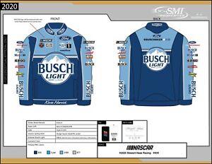 Kevin Harvick #4 Busch Light 2020 Uniform Jacket Instock Free Shipping