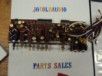 Tandberg TCD 300 Cassette Deck Amplifier Board. 60017-1. Parting Out TCD 300.