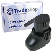 Trade-Shop AKKU 10,8V 2500mAh LiIon für Dremel 8000 8001 757-01 855-02 855-45