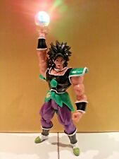 """mexican JUMBO DBZ DBS DRAGON BALL SUPER BROLY movie oversized 11"""" action figure"""
