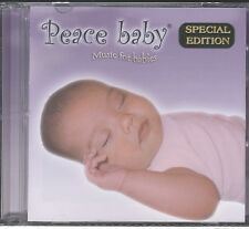Peace Baby Music  for babies 1 cd Special Edition