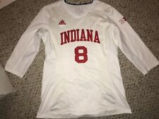 2015 Adidas Indiana Hoosiers #8 Game Worn Volleyball Jersey *L*