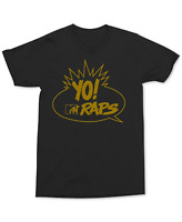 Changes Men's Yo! Mtv Raps Graphic-Print T-Shirt, Size Large, Retail $20.00