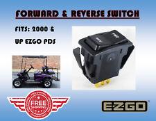 NEW EZGO Golf Cart 2000-Up Forward and Reverse Rocker Switch (PDS) 74323-G01