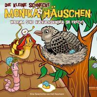 KLEINE SCHNECKE MONIKA HÄUSCHEN - 55:WARUM SIND KUCKUCKSKINDER SO FRECH? CD NEU