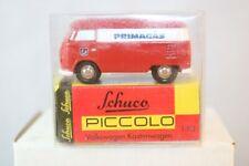 Schuco Piccolo Volkswagen Kastenwagen Primagas neu perfect mint in box