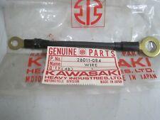 KAWASAKI NOS ENGINE EARTH WIRE 26011-084 KH500 KH400 S3